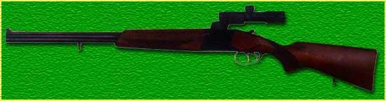 Охотничье оружие иж 5